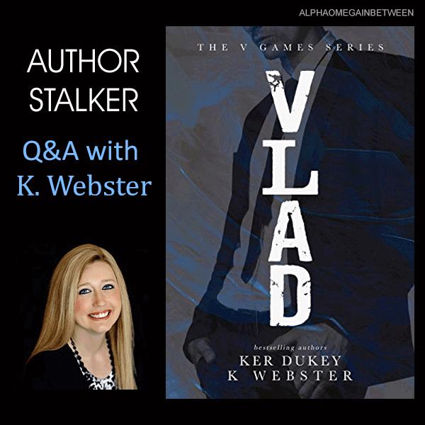 Interviews – Alpha, Omega & In-Between Book Blog